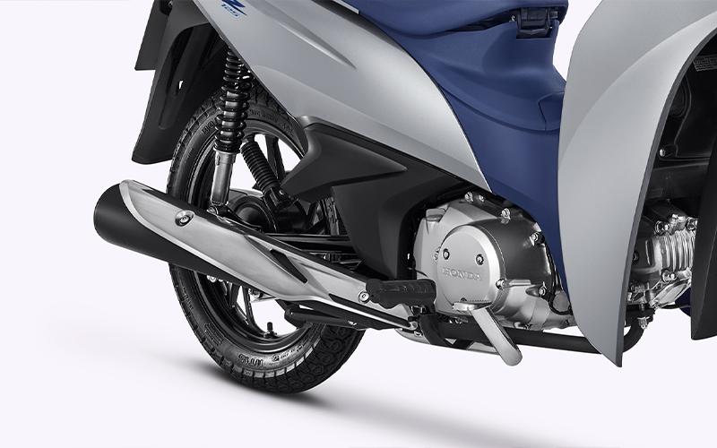 Nova Honda Biz 125 para Comprar na Concessionária e Revenda Autorizada Honda Dorvalino Motos em Palhoça, SC