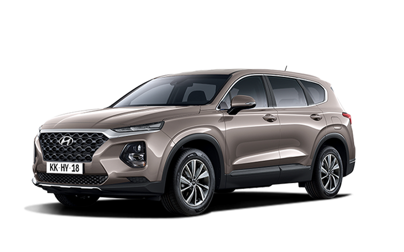 Nuevo Hyundai All New Santa Fé para Comprar en Concesionario y Reventa Autorizada Curifor en Chile, CL