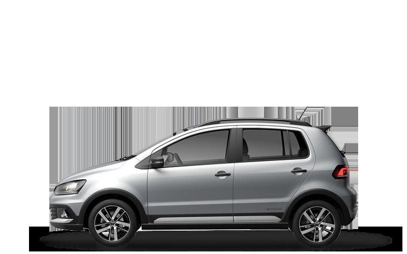 Novo Volkswagen Fox para Comprar na Concessionária Autorizada Divosul Volkswagen em Porto União, Santa Catarina, SC