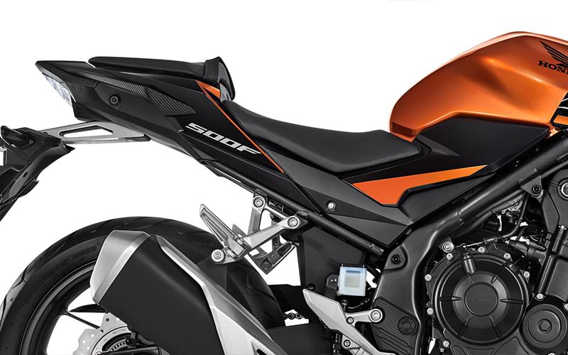 Nova Honda CB 500F para Comprar na Concessionária e Revenda Autorizada Honda Dorvalino Motos em Palhoça, SC