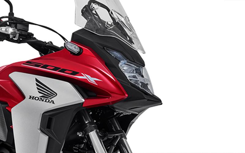 Nova Honda CB 500X para Comprar na Concessionária e Revenda Autorizada Honda Dorvalino Motos em Palhoça, SC