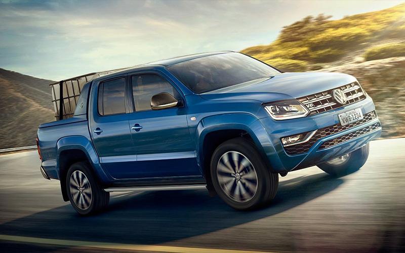 Novo Volkswagen Amarok para Comprar na Concessionária e Revendedora Autorizada Carburgo Volkswagen em Gravataí, Novo Hamburgo, Caxias do Sul, São Leopoldo e Sapiranga, RS