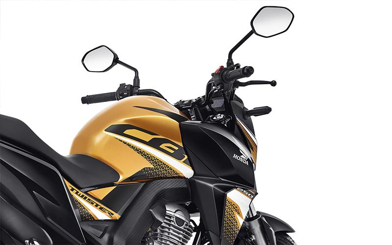Nova Honda CB Twister ABS para Comprar na Concessionária e Revenda Autorizada Honda Dorvalino Motos em Palhoça, SC