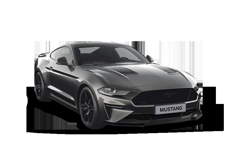 Novo Mustang Black Shadow