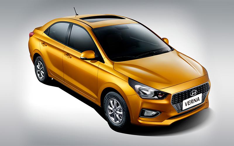 Nuevo Hyundai Verna para Comprar en Concesionaria y Reventa Curifor en Chile, CL