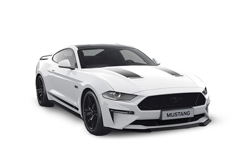 Novo Mustang Black Shadow