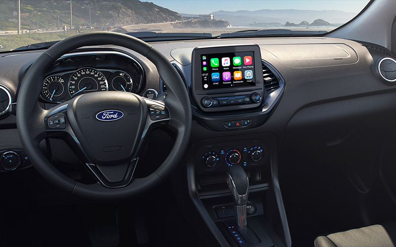 Novo Ford Ka para Comprar na Concessionária e Revenda Autorizada Roma Ford no Rio de Janeiro, RJ