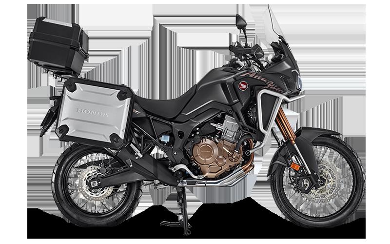 Nova Honda CRF 1000L Africa Twin TE para Comprar na Concessionária e Revenda Autorizada Honda Dorvalino Motos em Palhoça, SC