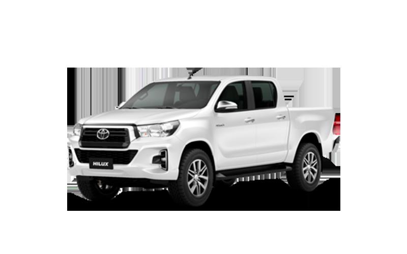 Novo Toyota Hilux Cabine Dupla para Comprar na Concessionária e Revenda Autorizada Besouro em Barra Mansa, RJ