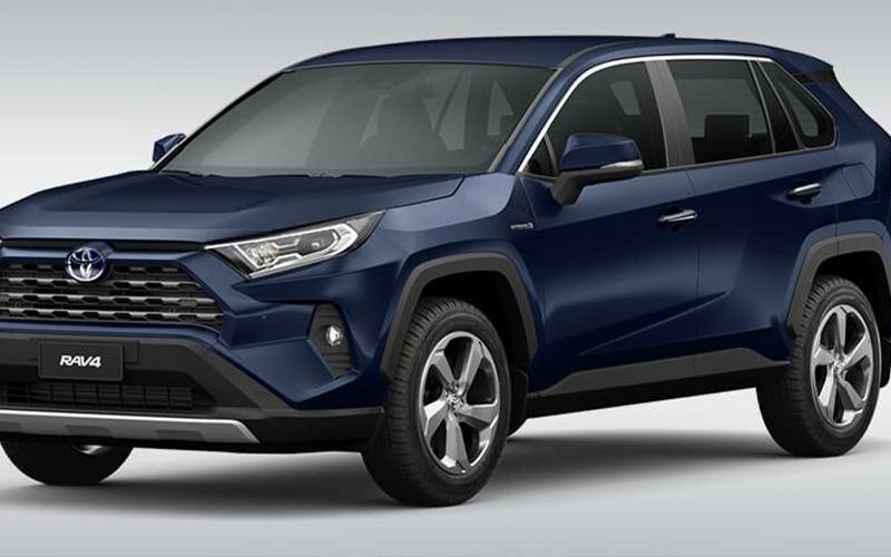 Novo Toyota RAV4 Híbrido para Comprar na Concessionária e Revenda Autorizada Besouro em Barra Mansa, RJ