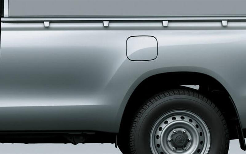 Novo Toyota Hilux Cabine Simples para Comprar na Concessionária e Revenda Autorizada Besouro em Barra Mansa, RJ