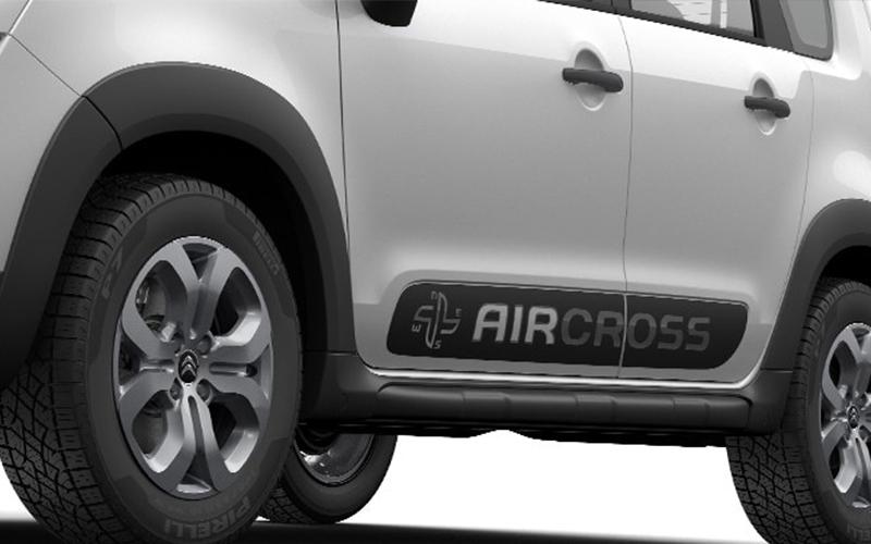 Novo Citroën Aircross para Comprar na Concessionária e Revenda Autorizada Roma Citroën em Belo Horizonte, BH, Minas Gerais, MG