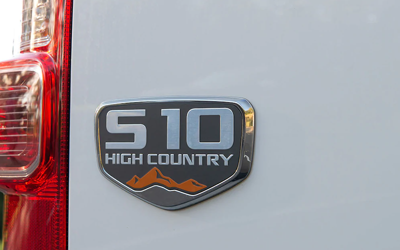 S10 High Country