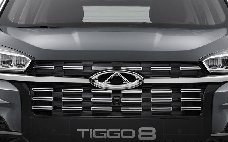 Tiggo 8