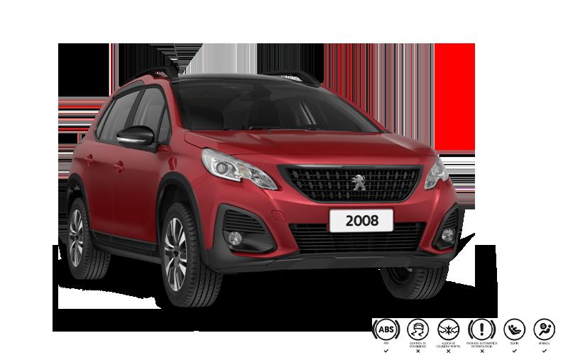 Nuevo Peugeot 2008 Active 1.6 para Comprar en  Concesionario autorizado Demcautos en Bogotá, CO