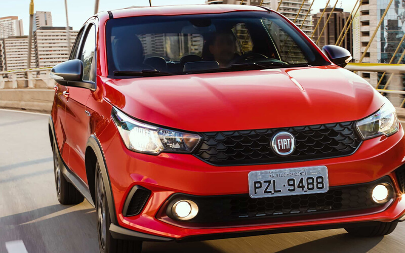Novo Fiat Argo para Comprar na Concessionária Fiat Automotive em Rio de Janeiro, RJ