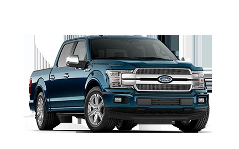 Nuevo Ford All New F-150 para Comprar en Concesionaria Curifor en Chile