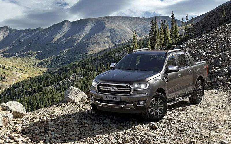 Nuevo Ford Ranger para Comprar en Concesionaria Curifor en Chile