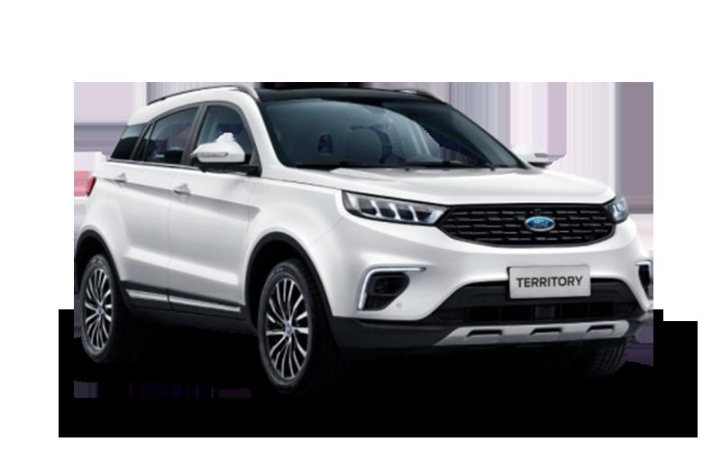 Nuevo Ford Nueva Territory para Comprar en Concesionario Oficial Auto Biz en Argentina, AR