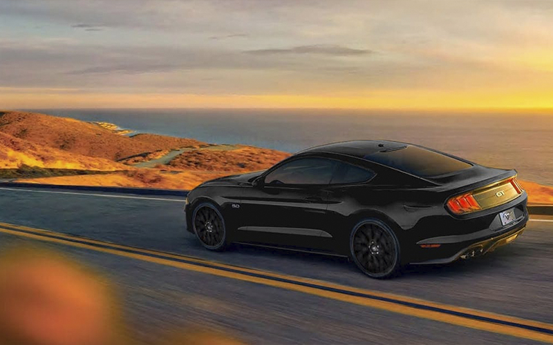 Nuevo Ford Mustang para Comprar en Concesionario Oficial Ford Autobiz en Argentina, AR