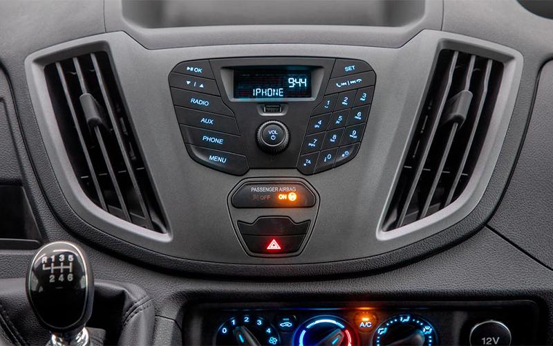 Nuevo Ford Transit Chasis para Comprar en Concesionario Oficial Auto Biz en Argentina, AR