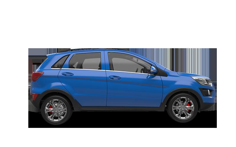 Nuevo Baic X25 para Comprar en Concessionario Autorizado Baic Curifor en Chile, CL