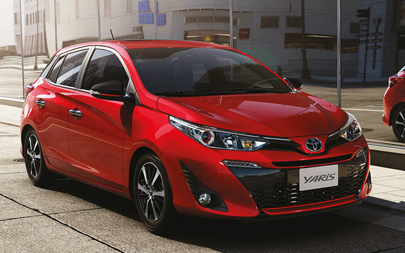 Nuevo Toyota Yaris para Comprar en Toyota Núñez Toyota Núñez en Buenos Aires, AR