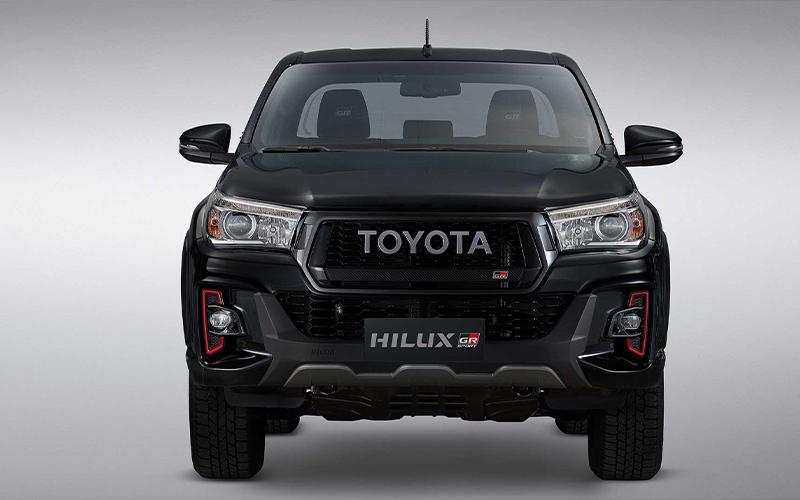Nuevo Toyota Hilux GR Sport para Comprar en Toyota Núñez Toyota Núñez en Buenos Aires, AR