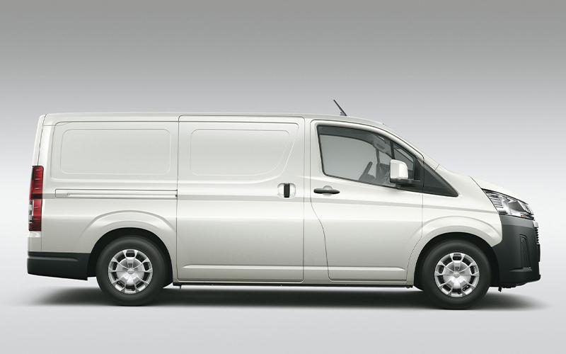 Nuevo Toyota Hiace para Comprar en  Toyota Sarthou  Buenos Aires y Tigre, Argentina
