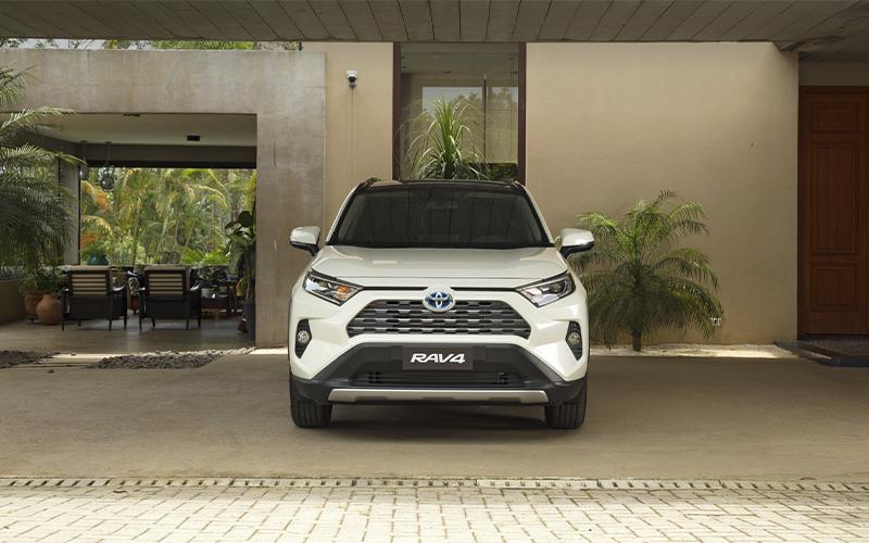 Nuevo Toyota RAV4 para Comprar en Toyota Núñez Toyota Núñez en Buenos Aires, AR