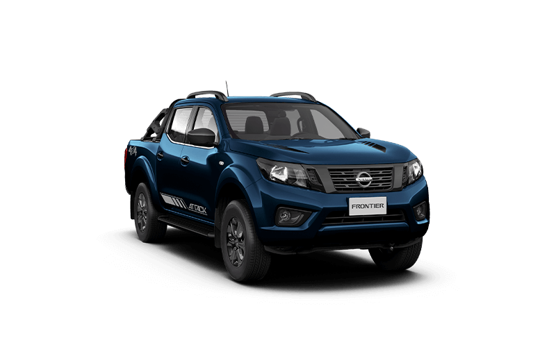 NISSAN FRONTIER ATTACK AT 4X4