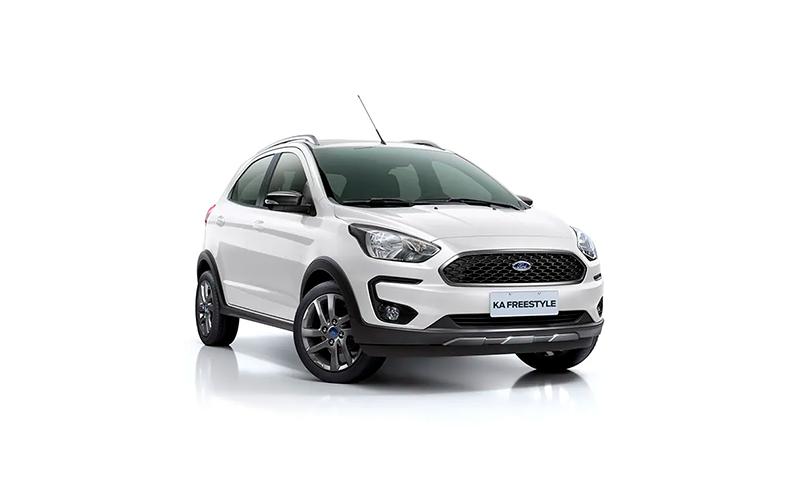 Novo Ford Ka para Comprar na Concessionária Autorizada Besouro Ford no Rio de Janeiro, RJ