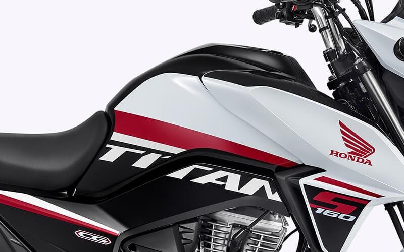 Comprar a Nova Honda CG 160 Titan S em Belo Horizonte, Minas Gerais, MG