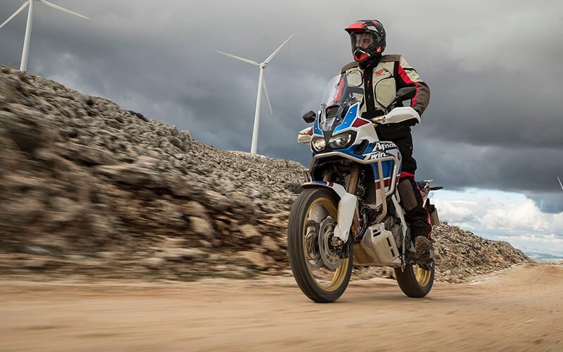 Africa Twin Adventure Sports TE
