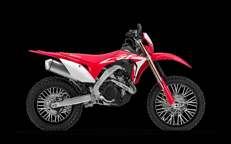 Nova Honda CRF 450X para Comprar na Concessionária e Revenda Autorizada Honda Dorvalino Motos em Palhoça, SC