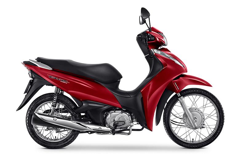 Comprar a Nova Honda Biz 110I em Belo Horizonte, Minas Gerais, MG