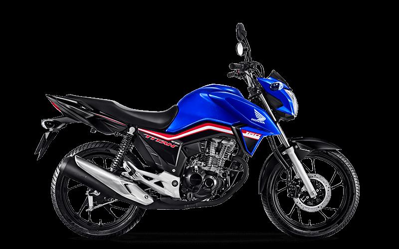 Comprar a Nova Honda CG 160 Titan em Belo Horizonte, Minas Gerais, MG