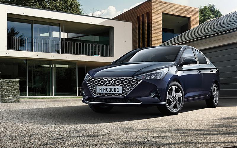 Nuevo Hyundai All New Accent para Comprar en Concesionaria y Reventa Curifor en Chile, CL