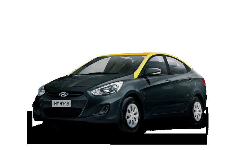 Nuevo Hyundai Accent Taxi para Comprar en Concesionaria y Reventa Autorizada Lira Larrain en Chile, CL
