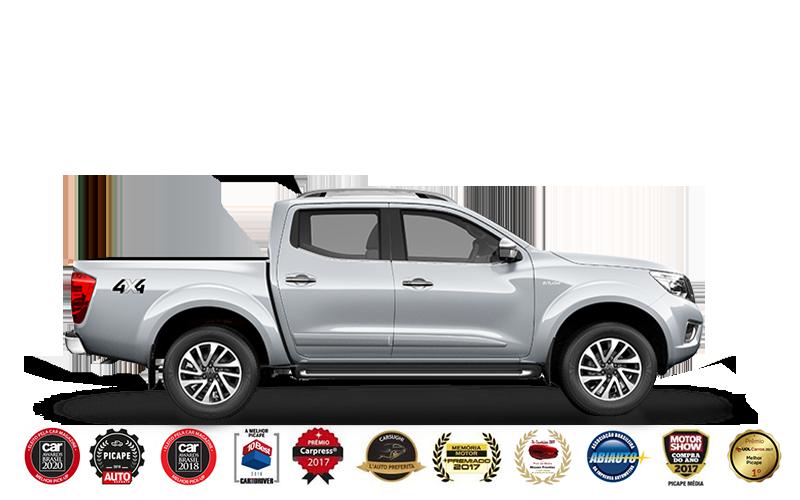Novo Nissan Frontier para Comprar na Concessionária Autorizada Nissan Itaimbé  no Rio Grande do Sul, RS