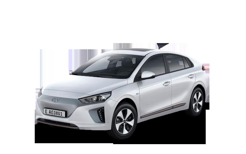Nuevo Hyundai Ioniq Electrico para Comprar en Concesionaria y Reventa Autorizada Lira Larrain en Chile, CL