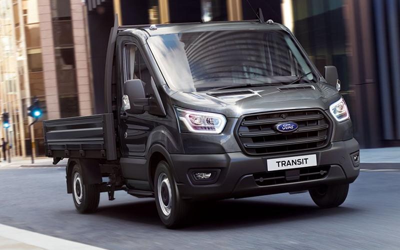 Nuevo Ford Transit Chasis para Comprar en Concesionaria y Reventa Ford Camiones Ford  Chile, CL