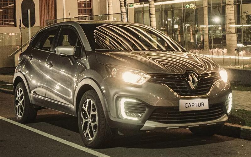 Novo Renault Captur para Comprar na Concessionaria Autorizada Itaimbé Renault em Santa Maria, RS