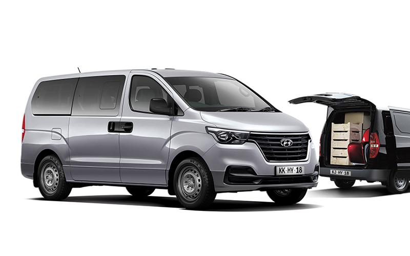Nuevo Hyundai Minibus H1 para Comprar en Concesionaria y Reventa Autorizada Lira Larrain en Chile, CL