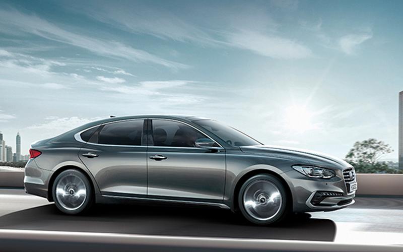 Nuevo Hyundai Azera para Comprar en Concesionaria y Reventa Autorizada Lira Larrain en Chile, CL