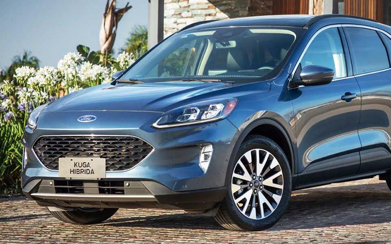Nuevo Ford Kuga para Comprar en Concesionario Oficial Ford Autobiz en Argentina, AR