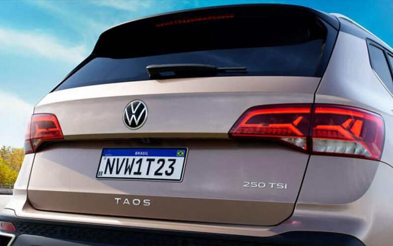 Novo Volkswagen Taos para Comprar na Concessionária NB Automóveis em Redenção, Pará, PA