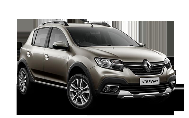 Novo Renault Stepway para Comprar na Concessionária Autorizada Besouro Renault no Rio de Janeiro, RJ