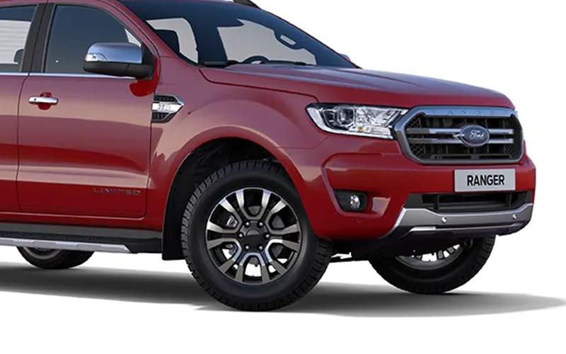 Novo Ford Ranger Limited 3.2 Diesel 4x4 AT para Comprar na Concessionária Autorizada Besouro Ford no Rio de Janeiro, RJ