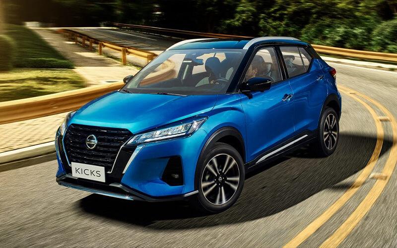 Nuevo Nissan Kicks Comprar en Quilmes y Lanus, Buenos Aires, Argentina